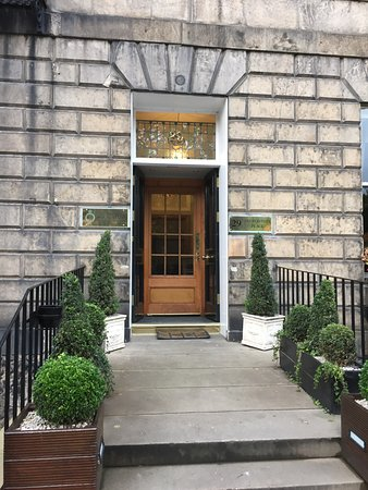 The Royal Scots Club: Outside Of The Hotel