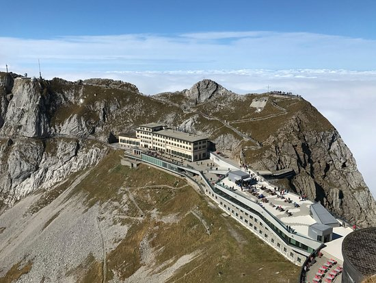 how to get to mt pilatus from lucerne