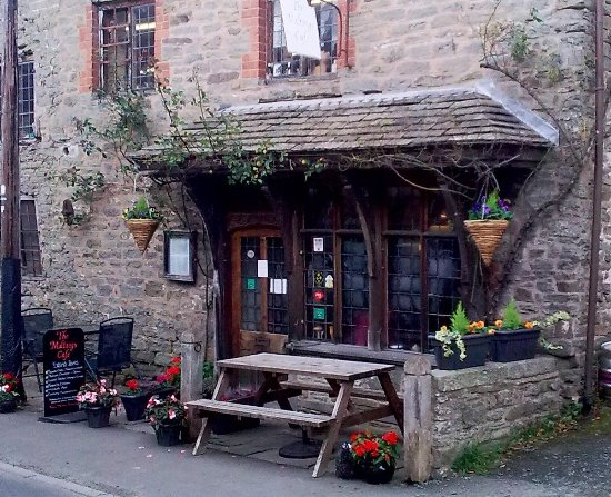 The Maltings Cafe Clun October 2017.
