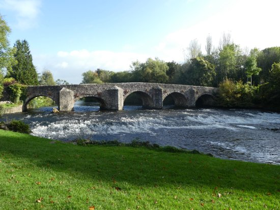 River Exe at the Fisherman's Cot, Bickleigh, Devon