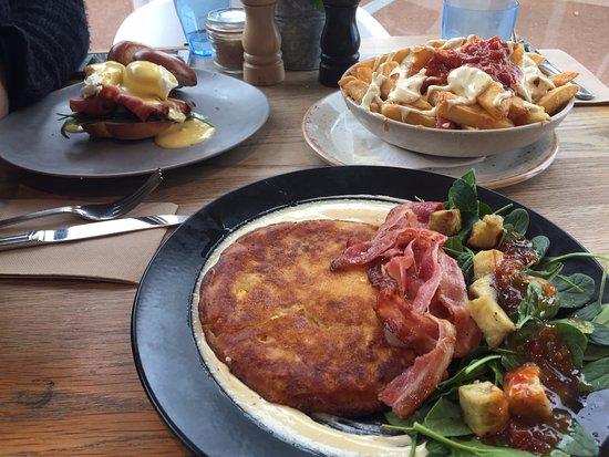 Cornwall Park Cafe Auckland