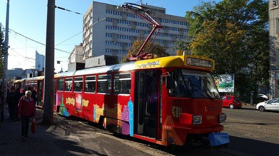 Große Leipzig-Stadtrundfahrt mit Straßenbahn
