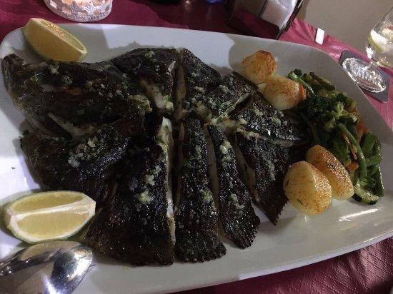 Caleta de Vélez, España: Heerlijk gegeten, klantgerichte bediening; top kwaliteit. Zeker de moeite waard!