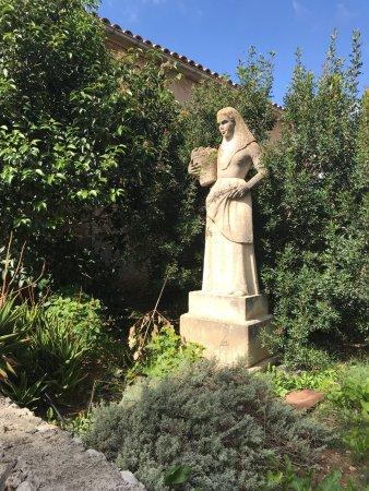 Fray Junipero Serra Museum: Fray Junipero Serra 's house and Petra Church