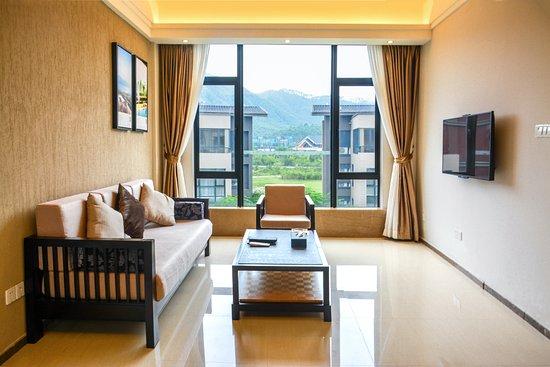 Enping, Çin:  公馆一房一厅(客厅)
