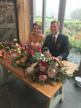 October wedding picture of trevenna st neot tripadvisor trevenna october wedding junglespirit