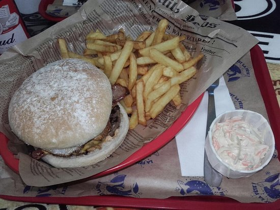 Laon, France: Burger Canteen