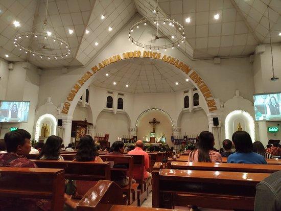 Gereja Santa Perawan Maria Ratu Rosario Suci Randusari Katedral Semarang Tripadvisor
