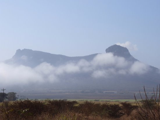 Mkuze, South Africa: Ghost Mountain