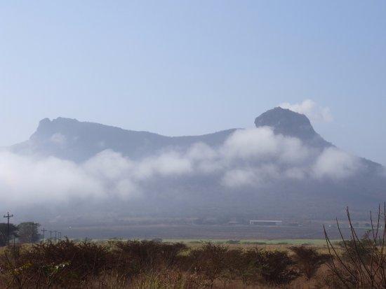 Mkuze, Sør-Afrika: Ghost Mountain