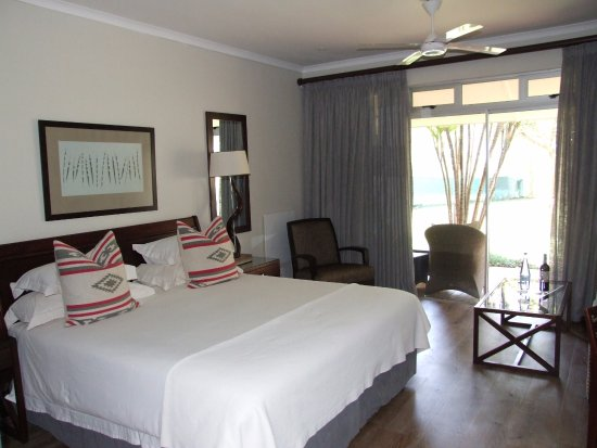 Mkuze, South Africa: Stunning rooms