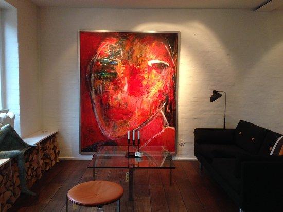Rungsted, Denmark: Gunleif Grube i Galleri X