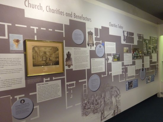 Richmond-upon-Thames, UK: The Poverty Exhibition explores the history of local charities