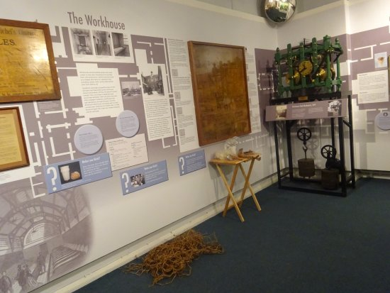 Richmond-upon-Thames, UK: Learn more about the Richmond Workhouse at the Poverty Exhibition