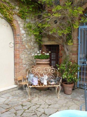 La Chiusa Restaurant Tuscany