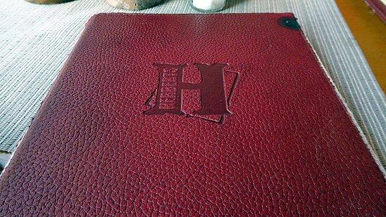 Restaurant HERBERTS: Speisekarte