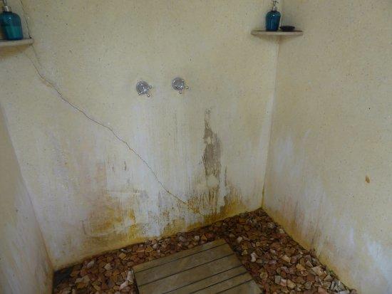 Bali Baik Villa & Residence: the shower area (ALEX)