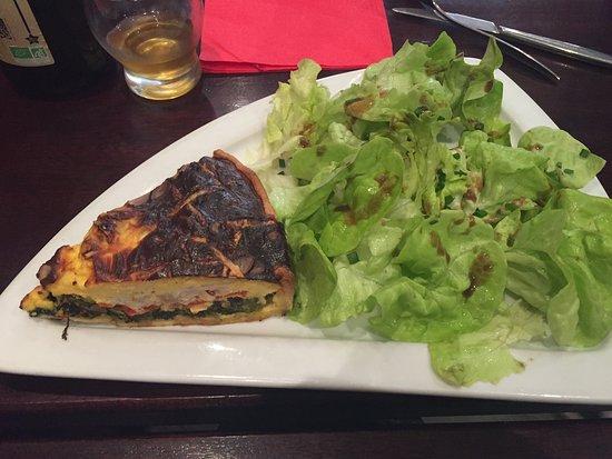 Restaurant couleur safran dans saint malo avec cuisine - Cours de cuisine saint malo ...