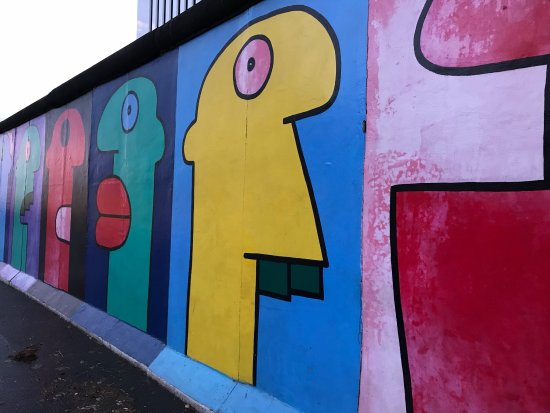 photo5.jpg - Picture of East Side Gallery, Berlin - TripAdvisor
