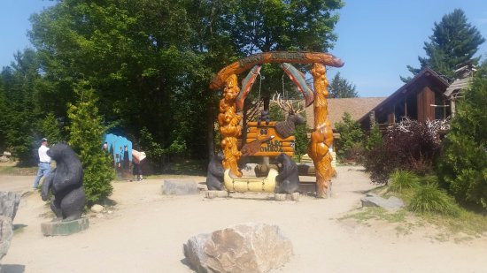 Montebello, Canada: Parc Oméga Boutique