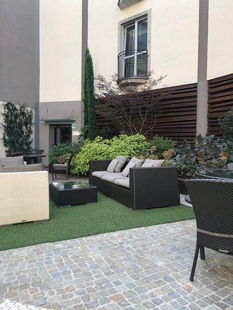 Grassobbio, Italia: Winter Garden Hotel