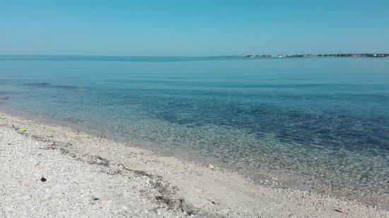 spiaggia Zaton