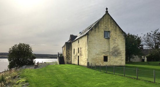 Evanton, UK: External view of the Storehouse restaurant