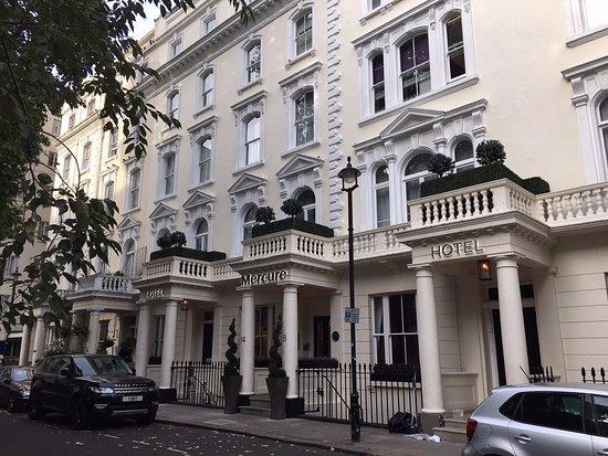 Mercure London Hyde Park Hotel Tripadvisor