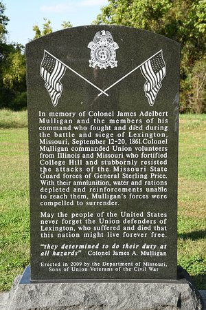 Lexington, MO: Very interesting tour if you are interested in the Civil War and it's beginnings in the Kansas/M