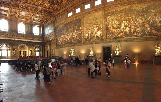 Mus.e Firenze: Il Palazzo gioca - Attività tratta dall'antico gioco del Biribissi