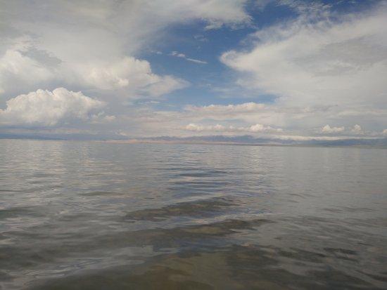 Xining, Kina: 青海湖