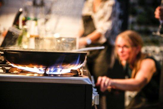 Ängelholm, Szwecja: Orangeriet Cooking+