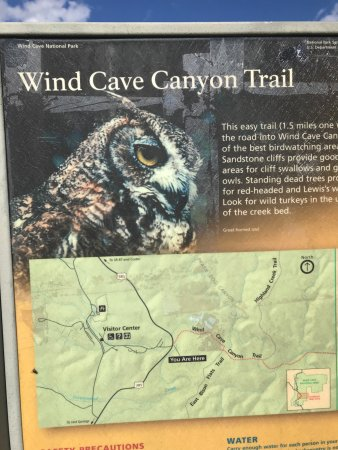 Wind Cave Canyon Trail Wind Cave National Park 2018 All You Need