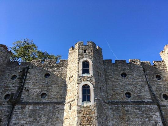 Upnor Castle exterior
