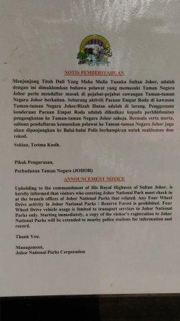 Labis, Malaysia: Endau-Rompin National Park