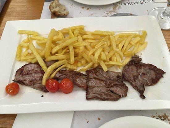 Perillo, Spain: Carne