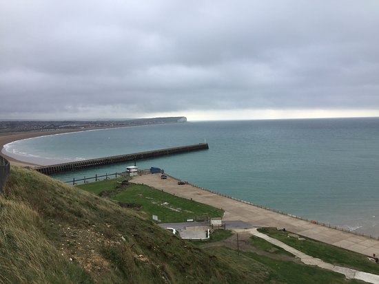 Newhaven, UK: from the turrets