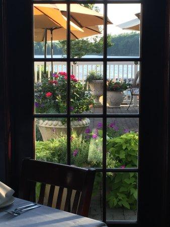 Marlborough, MA: Lakeside view.