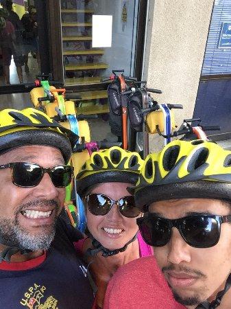 Paphos Segway Tour: Fantastic sunset tour!