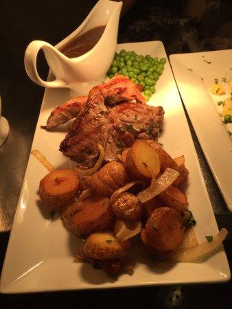 White Hart Village Inn: Lovely food