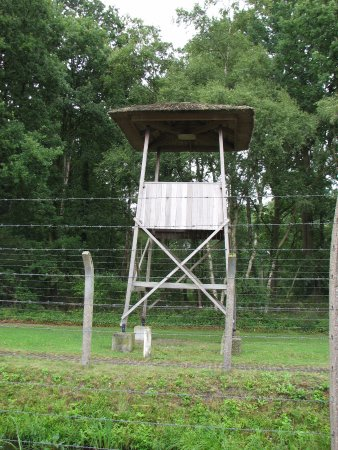 Vught, Hollanda: מגדל שמירה משוחזר