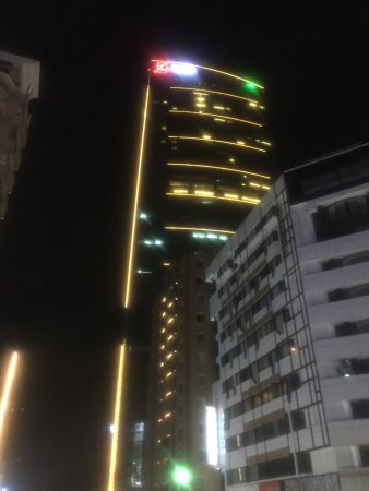 The Landis Taichung Hotel.