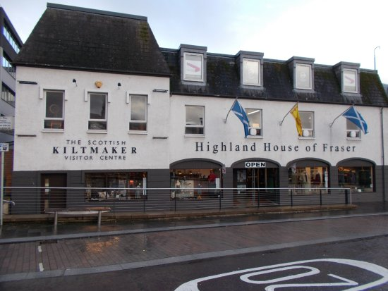 Highland House of Fraser, Inverness