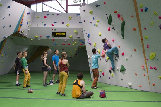 The Valley Climbing Centre