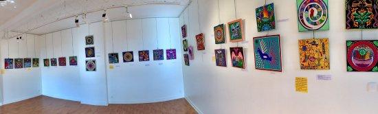 Melle, فرنسا: Pour toutes informations et c'est aussi une galerie d'exposition