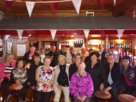 Athenry, Ireland: Group hosted by Expedia CruiseShipCenters, Summerside & Charlottetown, PEI - Canada