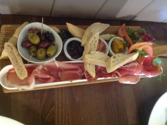 Probus, UK: Sharer Platter