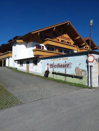 Hopferau, เยอรมนี: Restaurant
