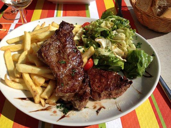 Callian, Francja: Faux-filet