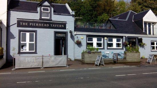 Lamlash, UK: La façade